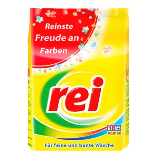 [MÜLLER] 3x Rei Feinwaschmittel Flüssig/Pulver 18/20WL 3für2 + Angebot für 0,06€/WL