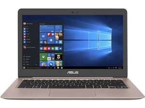 [Media Markt / MM@eBay / Amazon] Asus Zenbook UX310UQ-FC366T 33,7 cm (13,3 Zoll mattes Full HD) Notebook (Intel Core i5-7200U, 8GB RAM, 1TB HDD, 256GB SSD, Nvidia 940MX 2GB, Win 10 Home x64, bel. Tastatur) in Rose Gold