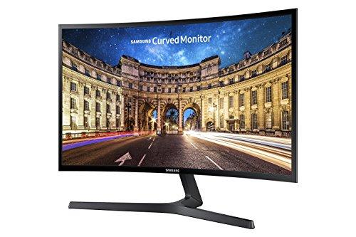 [Amazon] Samsung C24F396FHU Monitor (24 FHD VA Curved 1800R, 4ms, VGA + HDMI, FreeSync, VESA) für 129€ (WHD 113€)