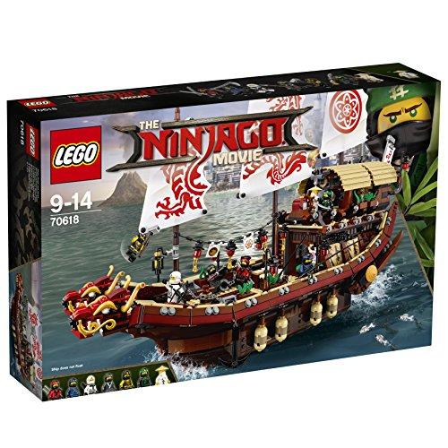 [Amazon UK] LEGO Ninjago 70618 - Ninja-Flugsegler