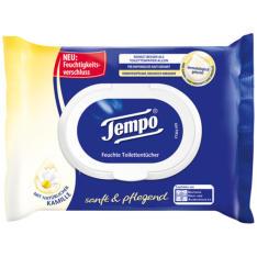 [Rossmann] Tempo Feuchte Toilettentücher für nur 0,26€  (Angebot+Rossmann App/Coupon)