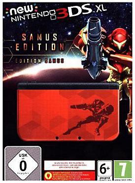 [Weltbild] Nintendo New 3DS XL [Limited Samus Edition] - 178,90€ möglich