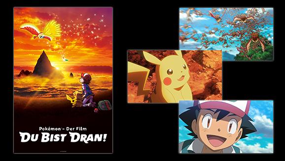 Pokémon Sonne & Mond: Gratis-Downloads von Pikachu