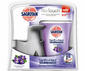 Sagrotan No Touch für nur 3,99€ [Rossmann Angebot + App Coupon]