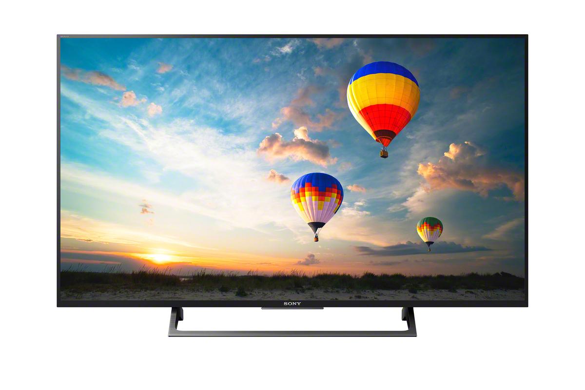 Sony KD-55XE8588: 55 Zoll Fernseher, 4K Ultra HD, Triluminos Display, 100Hz nativ, Motionflow XR 1000, HDR10, 10 Bit Panel, Android TV für 1038,90 € [Euronics]
