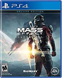 Mass Effect Andromeda Deluxe (PS4/Xbox One) für 14,37€ (Amazon.com)