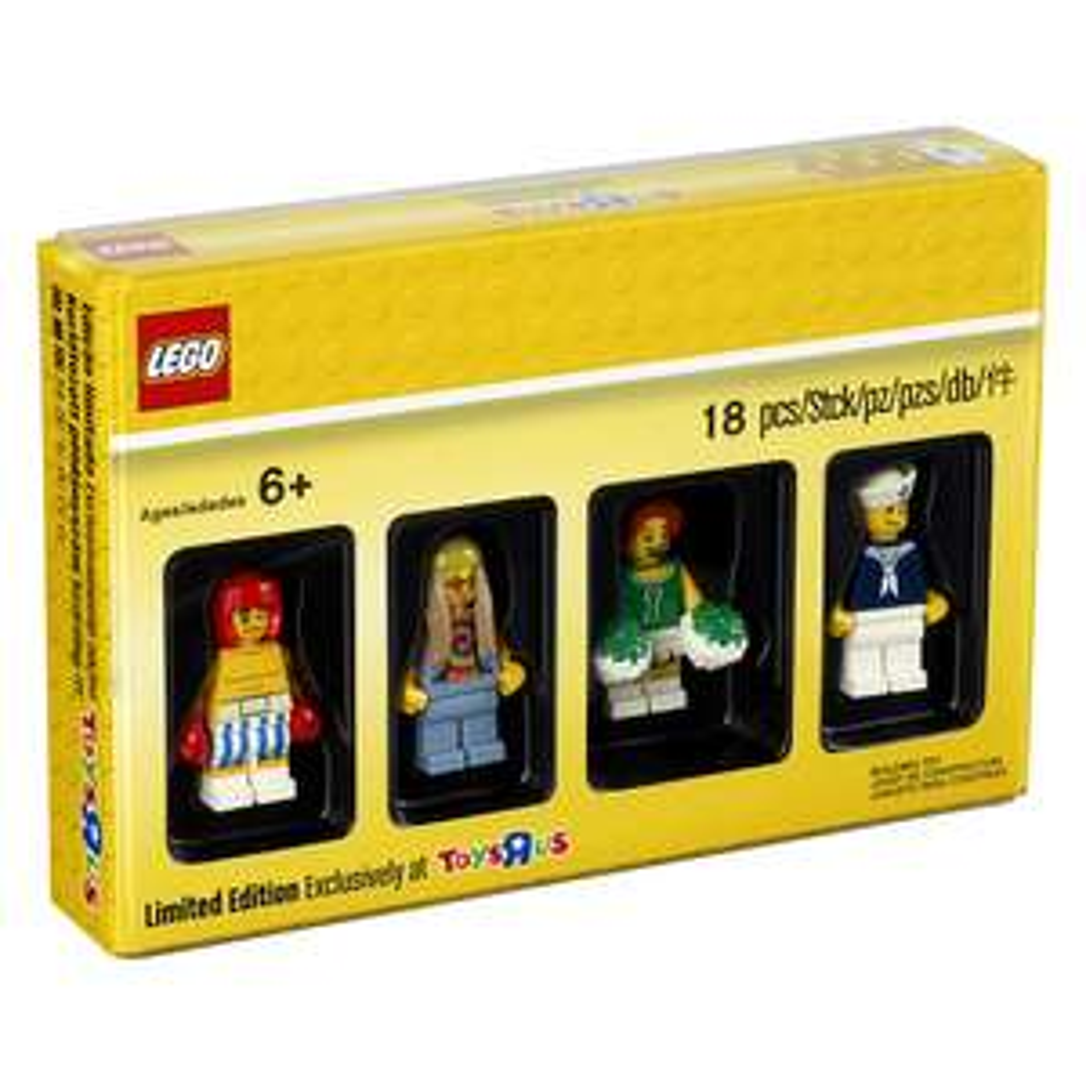 Lego Classic Minifiguren Set gratis beim Kauf von Lego im Wert von 40€ bei ToysRUs oder einzeln für 14,99 € (+2,95€ Versand)
