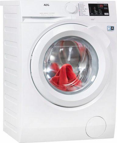 AEG Waschmaschine m. 4 Jahren Garantie, Altgeräteentsorgung & Invertermotor