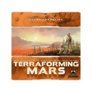 [Brettspiel] Terraforming Mars - aktueller Bestpreis - Deutscher Spielepreis 2017 BGG 8,4 VSK frei
