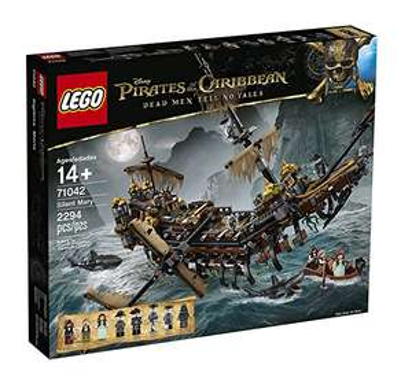 Lego 71042 Silent Mary für 158,27 EUR inkl. Porto auf [Amazon.it]