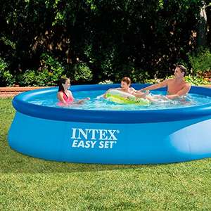 Intex Easy Set Swimming Pool  396cm x 84cm x 74cm (amazon UK)
