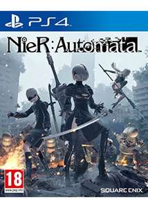 Nier Automata PS4 [Base.com] Standard Edition