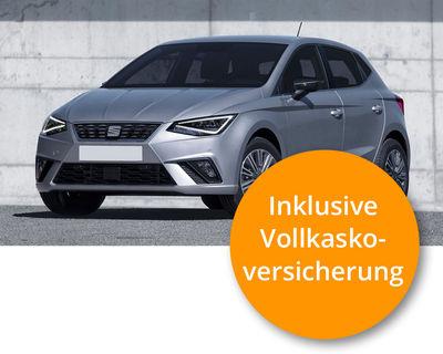 [Privatleasing] Seat Ibiza  Xcellence 1.0 TSI, 70 kW (95 PS) 12 Monate Superflatrate (inkl. Versicherung, Steuer, Wartung etc.) für monatlich 239€