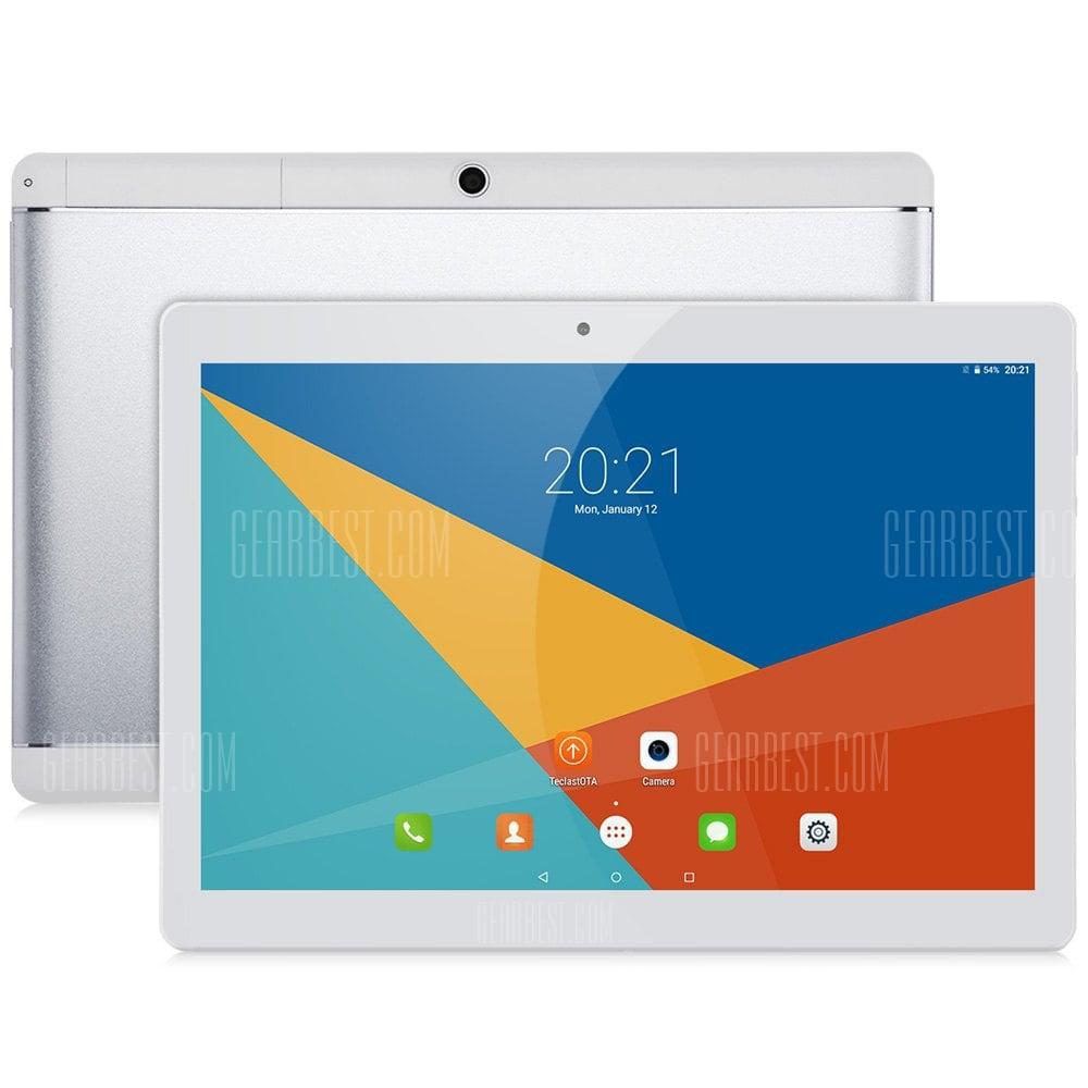 Teclast 98 LTE-Tablet (10,1'' FHD IPS, MTK6753 Octacore, 2GB RAM, 32GB eMMC, GPS, 4900mAh, Android 6) für 75,40€ (Gearbest)