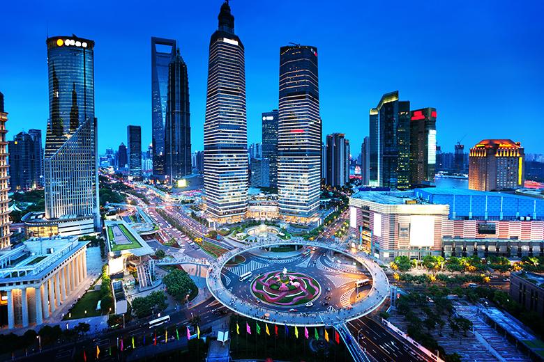 München/Frankfurt/Berlin/Dresden <-> Shanghai mit AEROFLOT in der Premium Economy