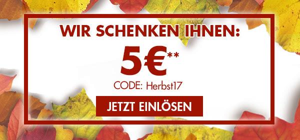 5€ Gutschein eurapon Apotheke. 50€ mbw