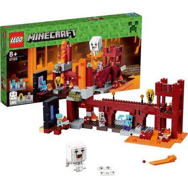 LEGO Minecraft - Die Netherfestung (21122) - für Otto.de Neukunden zum absoluten Bestpreis