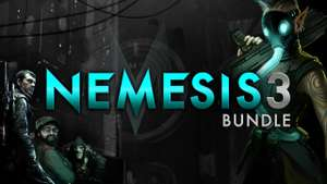 Nemesis Bundle III ab 1,00€ u.a. Shadowrun Returns, Tropico 5, S.T.A.L.K.E.R, Spellforce 2,  Styx: Master of Shadows [Bundle Stars] [Steam]