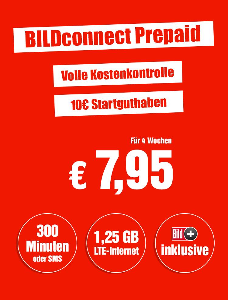 "BILDplus im BILDconnect Tarif ""fast"" gratis"