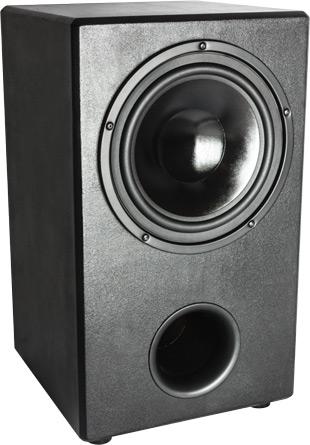 Donez Subwoofer Bausatz (Mivoc AM80 MK2 + Audio Pur W254)