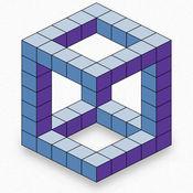 Kubic - geometrischer Puzzler kostenlos statt 2,29€ [iOS + Android]