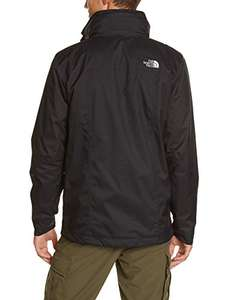 The North Face Herren Doppeljacke Evolve II Triclimate Schwarz XL [Amazon]