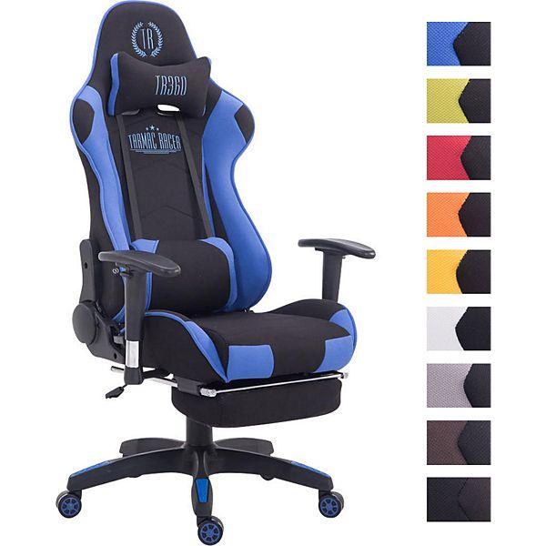b rostuhl relaxsessel turbo stoff bezug fu ablage ausziehbar max belastbar 150 kg gaming. Black Bedroom Furniture Sets. Home Design Ideas