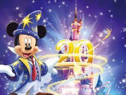 50% Rabatt im Disneyland Paris bei Buchung über die UK Seite