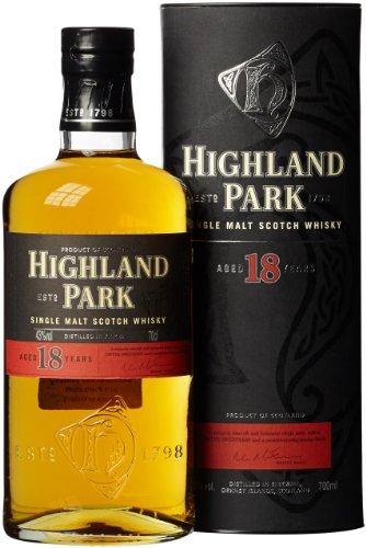 Whisky Highland Park 18 Jahre heute für 79,99 Euro bei Amazon!