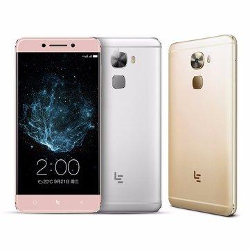 "LeTV Leeco Le Pro3 Elite X722: LTE+ Dual Sim, 5,5"" FHD IPS, Snapdragon 820, 4GB RAM, Fingerprint Sensor, 16 MP Kamera, Android 6 für 131,33€ (Banggood)"
