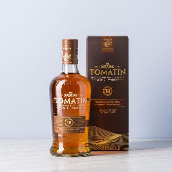[Delinero] Whisky: Tomatin 18 Jahre | Weitere Tomatin Whiskys zum Bestpreis
