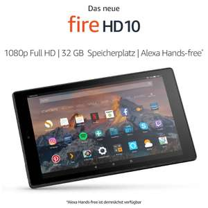 [AMAZON PRIME] Fire HD 10-Tablet