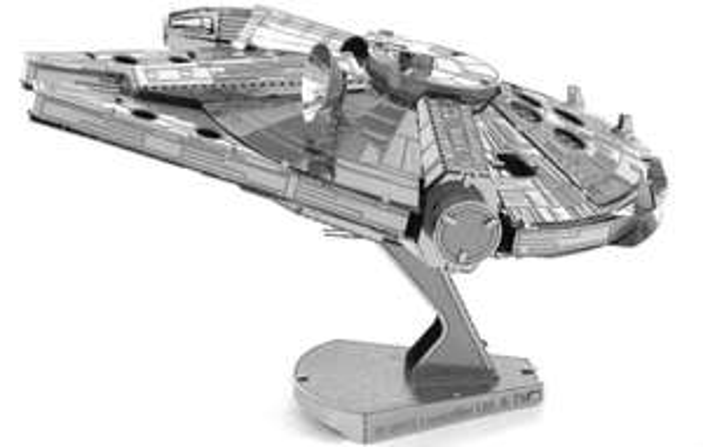 [Gearbest und Aliexpress] Sammlung Star Wars Metalbausätze von 1,52 bis 7,07