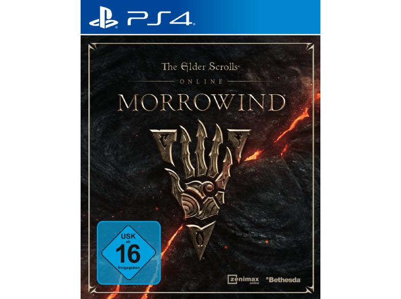 The Elder Scrolls Online: Morrowind [PS4/XONE] für je 17€, Final Fantasy X/X-2 HD Remaster [PS4] für 12€ und andere @ mediamarkt.de