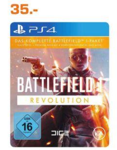 [Lokal Saturn Solingen] Battlefield 1 - Revolution Edition - [PlayStation 4] für 35,-€