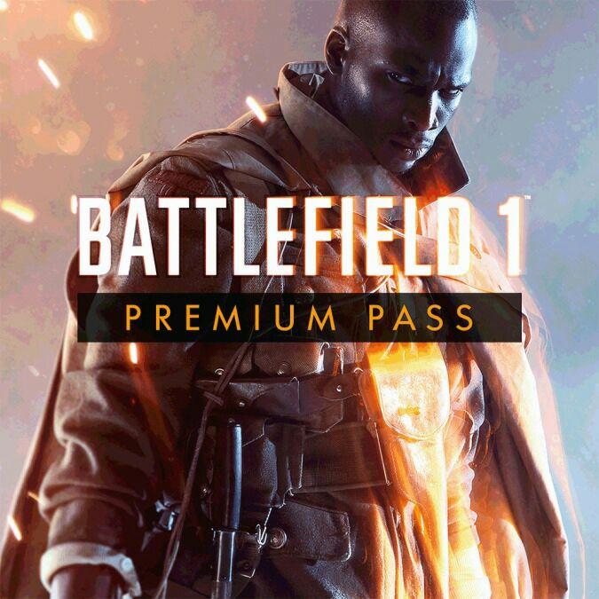 Battlefield 1 Premium Pass PS4 29.99€/ Battlefield 1 Revolution für 34.99€