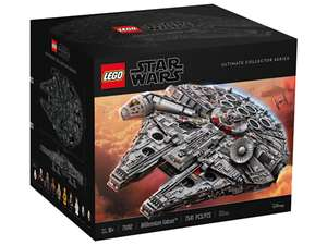 Lego Millennium Falcon Ultimative Edition