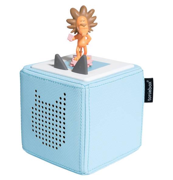 Toniebox blau mit 2 weiteren Figuren (Kreativ)