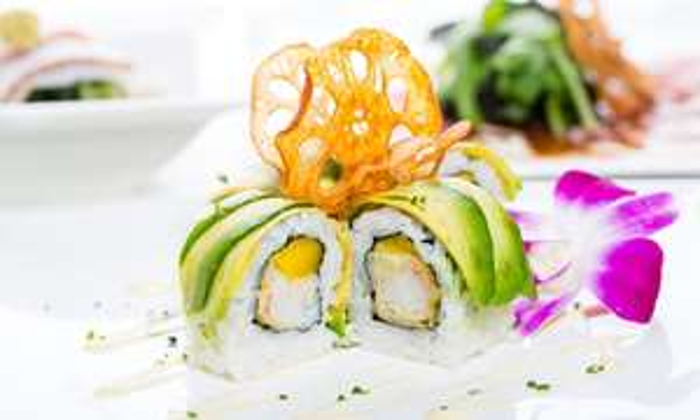 Groupon | Sushi Factory 40,00 € Wertgutschein für 21,60 €