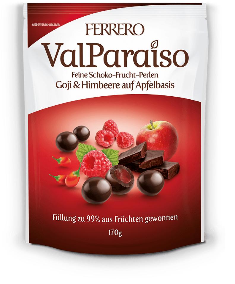 Ab 1.10. Ferrero ValParaiso Gratis Testen GzG