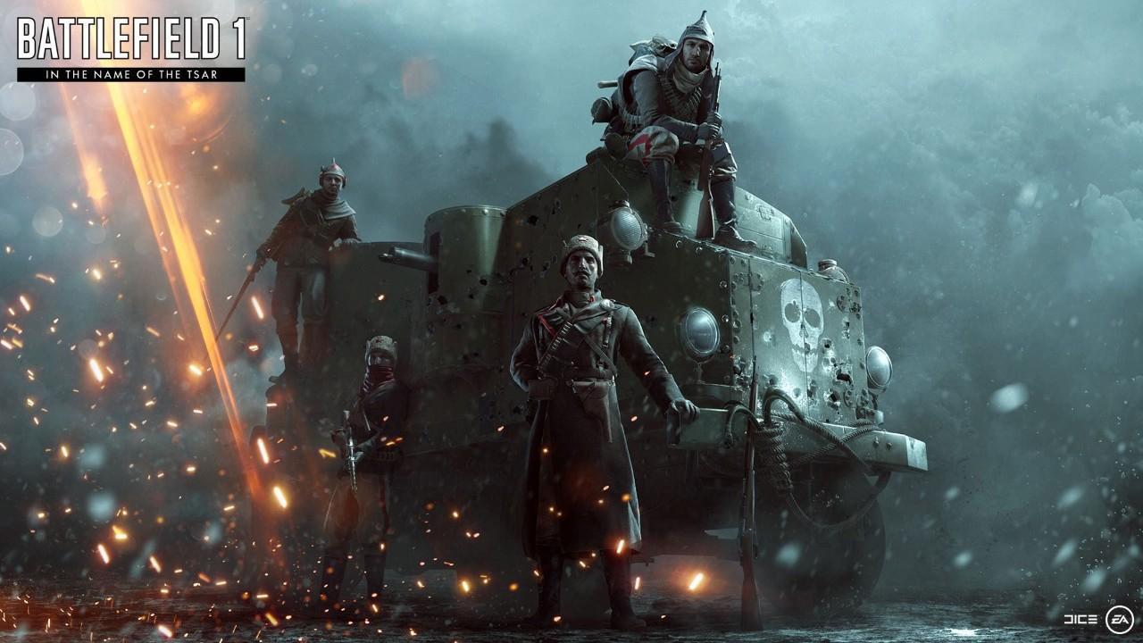 [PC/PS4/XBOX ONE] Besitzer von Battlefield 1 können BF1 Premium Karten kostenlos testen [19. bis 30. September]