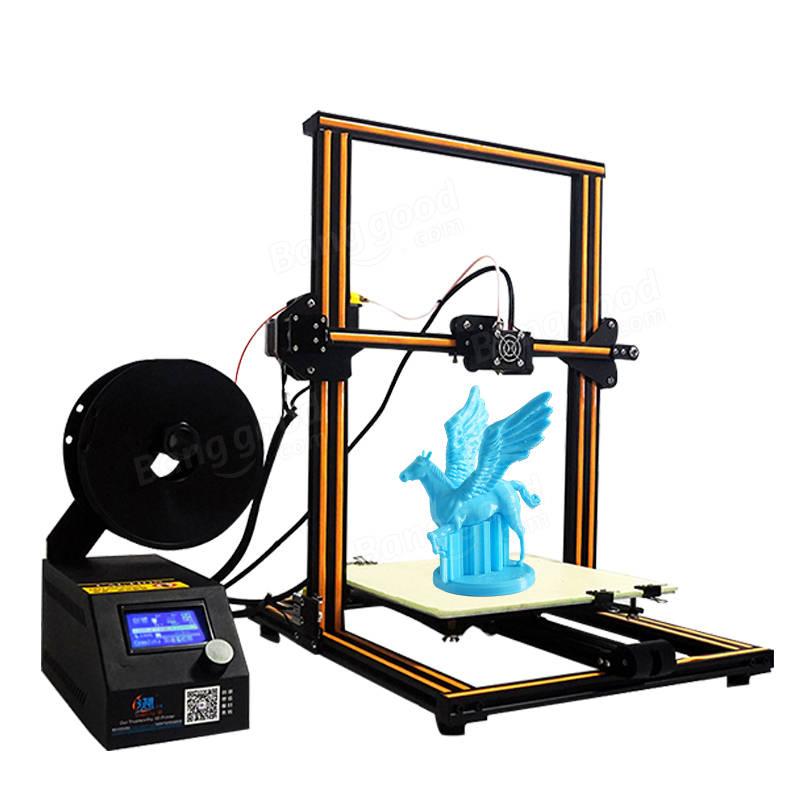 Creality CR-10 3D Drucker zum Bestpreis [Gearbest]