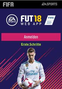 Fifa Ultimate Team 2018 [FUT] - Web-App online, Gratis Sets