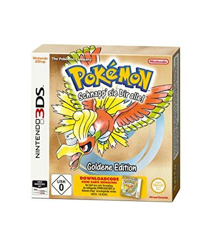 Pokemon Gold oder Silber mit Prime nur 8€