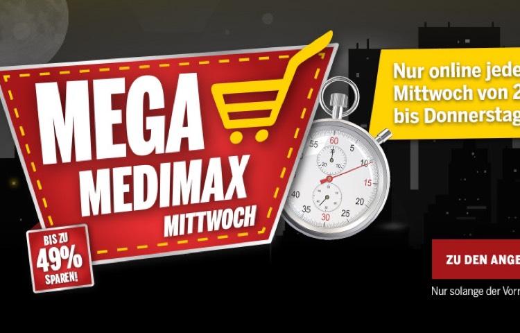 [medimax.de] 5,99€ Gutschein (in Höhe der Versandkosten)