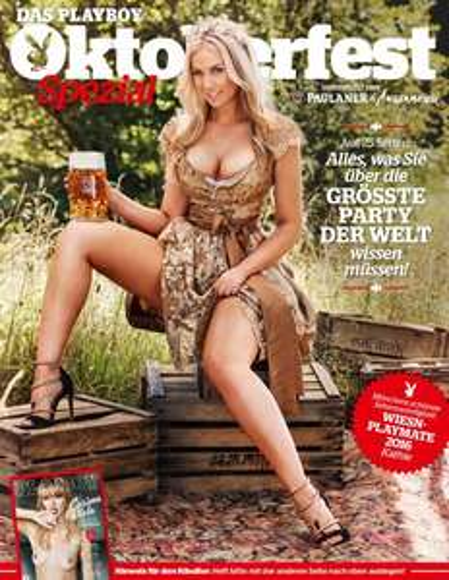 [Playboy] Ausgabe 2016-10 als gratis E-Paper