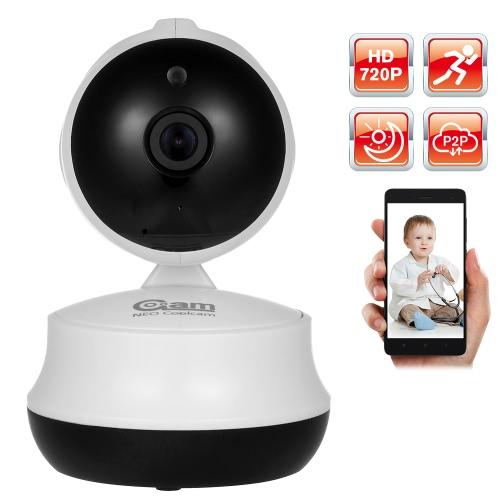 TomTop NEO Coolcam HD 720P drahtloser WiFi IP-Kamera-Baby-Monitor für 11,75 Euro inkl vsk