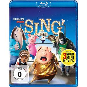 Blu-ray Sing bei ebay Saturn + Amazon