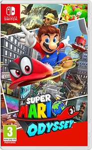 [amazon.fr] Super Mario Odyssey (Nintendo Switch) für 48,33€