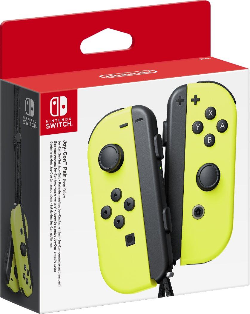 [Alternate] B-Ware - Nintendo Joy-Con 2er-Set Neon-Gelb